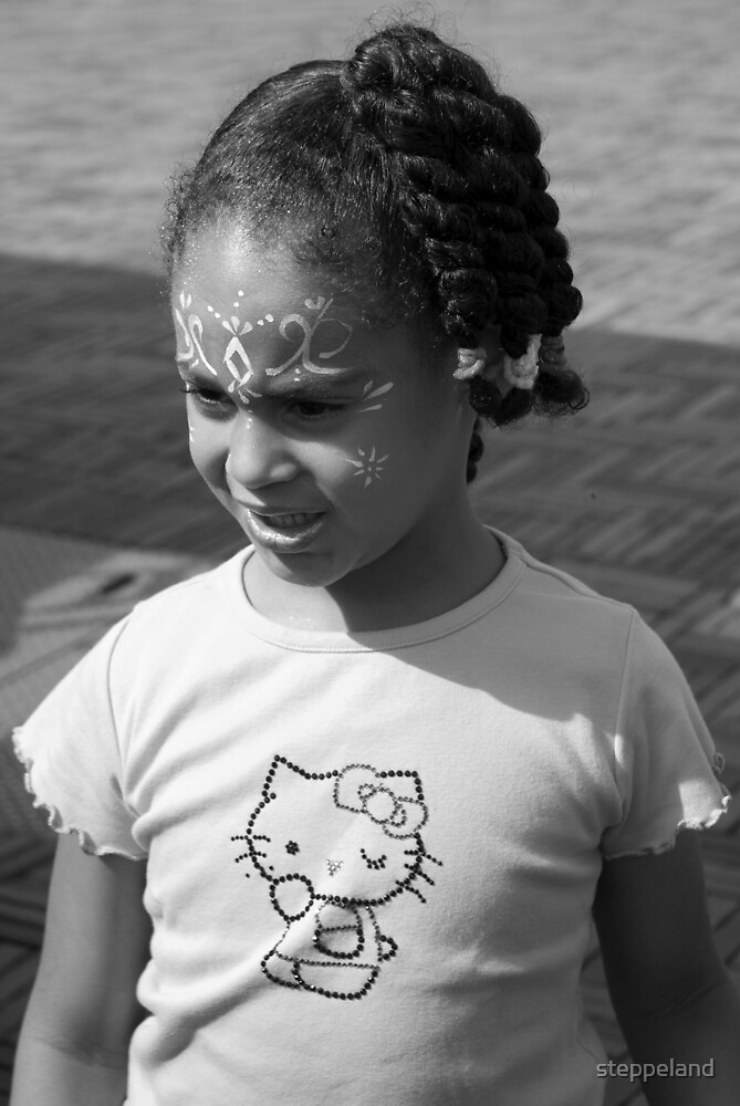 Musti Girl by steppeland