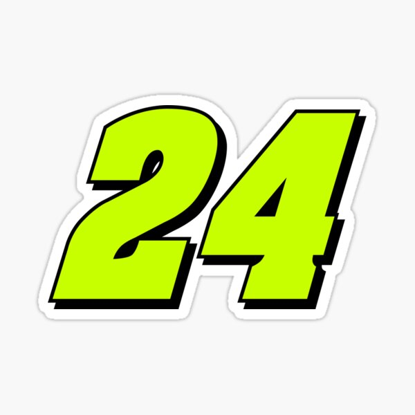 Jeff Gordon NASCAR Aufkleber Sticker