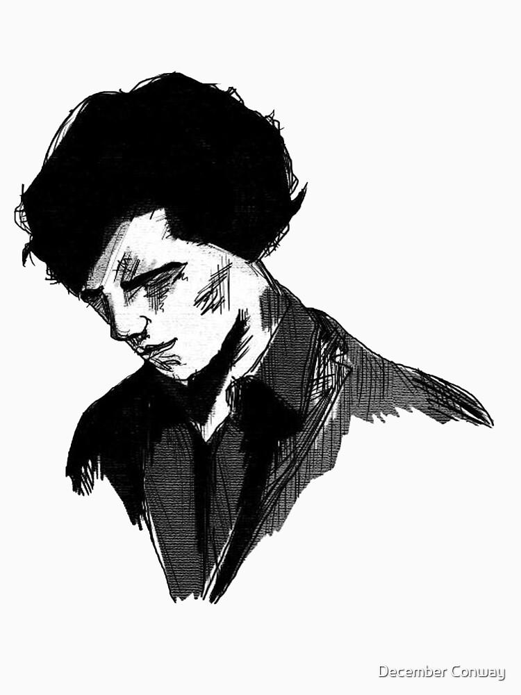 Sherlock (Larger) by tokyo2sugars