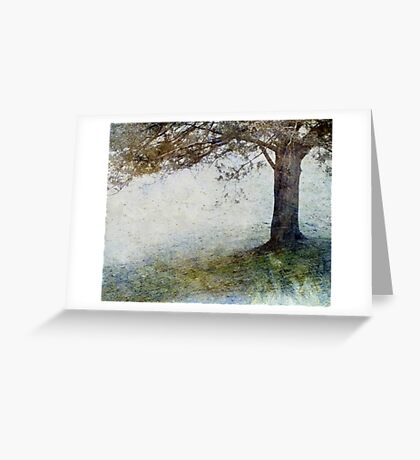 First Snow in Bethel Greeting Card