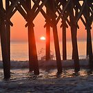Sunrise At Pier 14 by ©Dawne M. Dunton