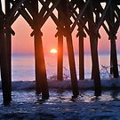 Sunrise Under Pier 14 by ©Dawne M. Dunton