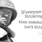 Wise Words from General Patton by Stephen Auyeung