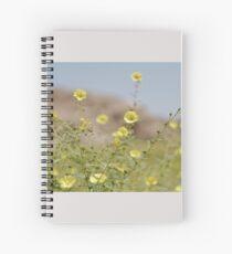 desert colours Spiral Notebook