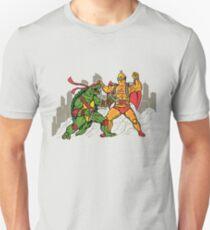 Teenage Mutant Gamera Ninja Unisex T-Shirt