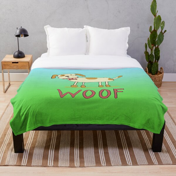 Dogger by Sophie Throw Blanket