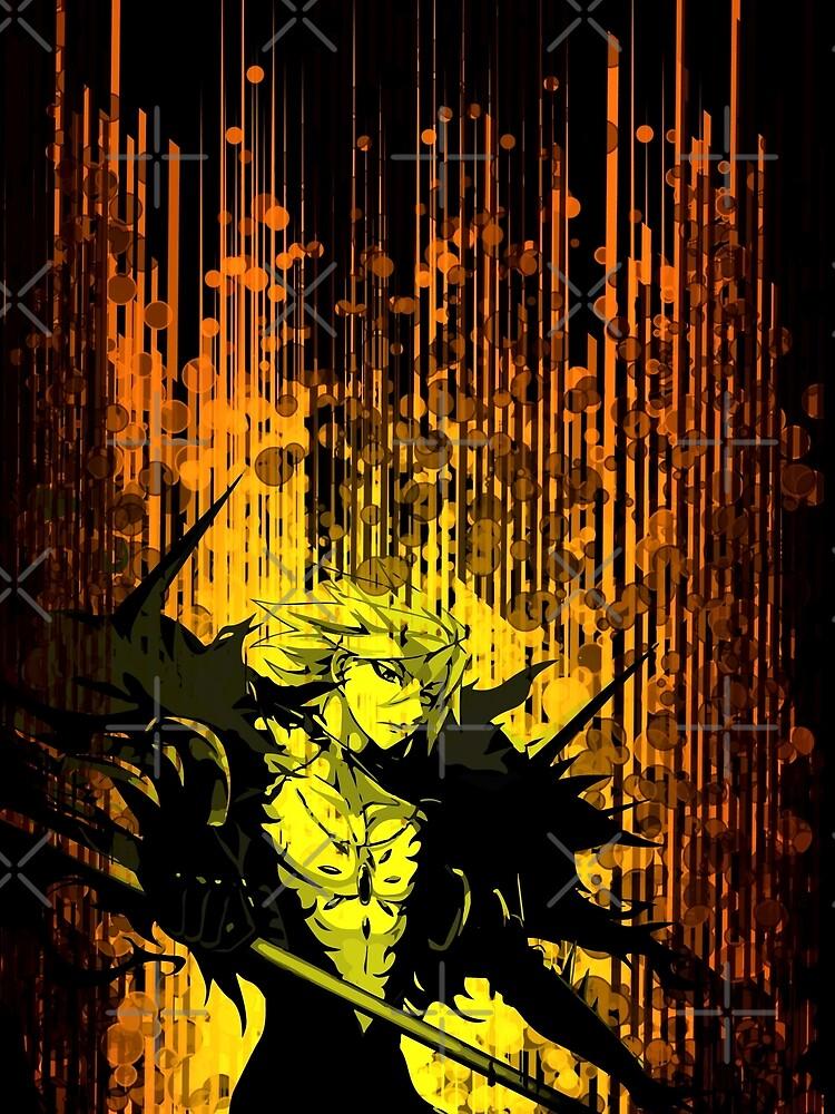 Sunshine his Dark Side by ryukrabit