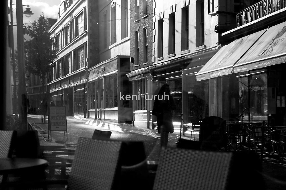 Reflection... by keni-wruh