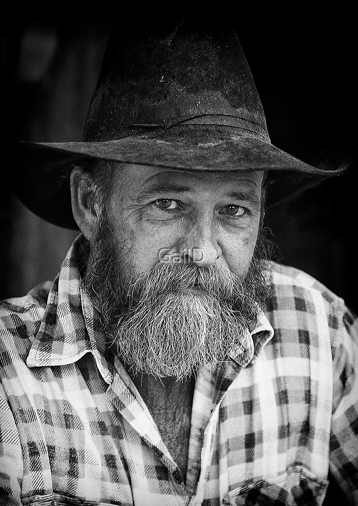 Aussie Fella by GailD