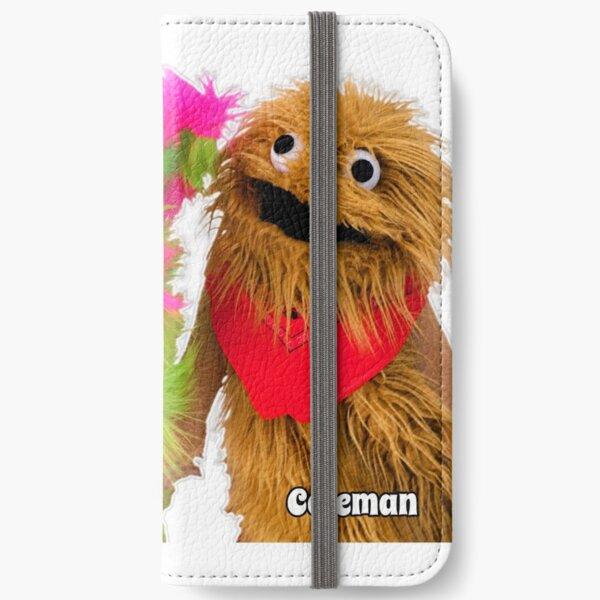 Wump Mucket Puppets Sarsaparilla & Coleman merchandise iPhone Wallet