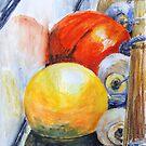 Fenders II by Barbara Pommerenke