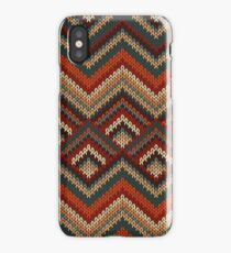 Modern Chevron Zig Zag Stripes Knitting Pattern iPad Case / iPhone 5 / iPhone 4 Case  / Samsung Galaxy Cases  iPhone Case/Skin