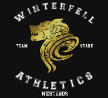 TEAM STARK ATHLETICS - WHITE