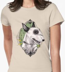 Frankenweenie Womens Fitted T-Shirt
