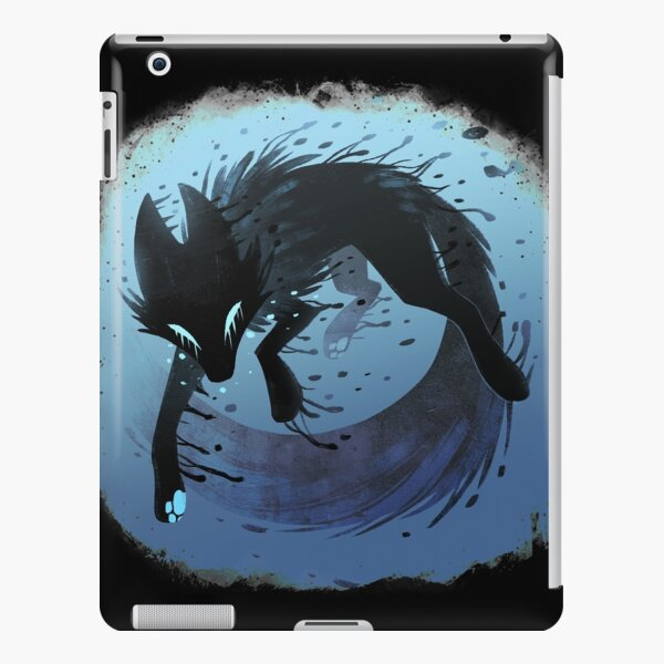Inky Fox iPad Snap Case