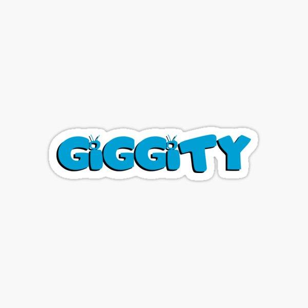 Giggity Sticker