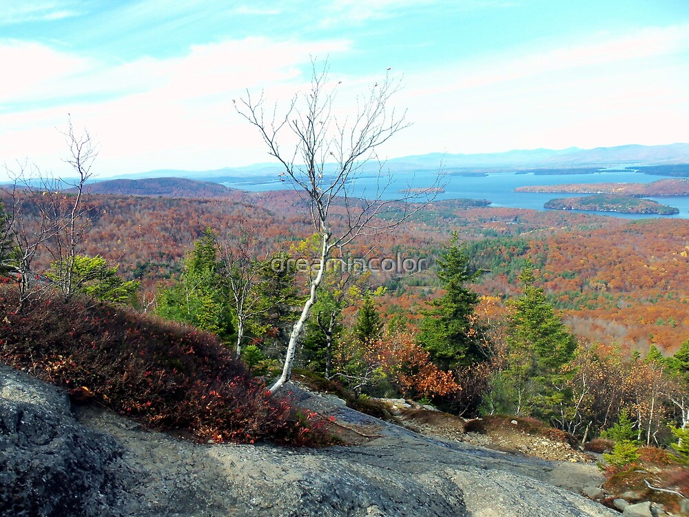 Mountain Views in NH by Kerry Cillo
