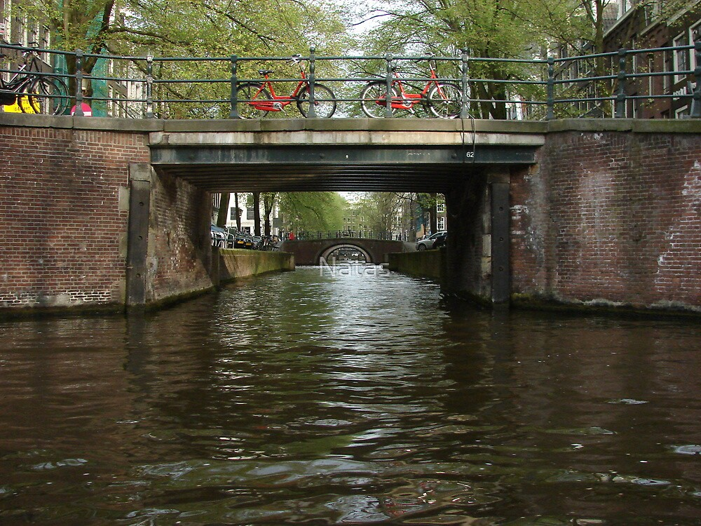 Amsterdam canals - Grachty I. by Natas