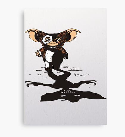 Midnight Snack Canvas Print