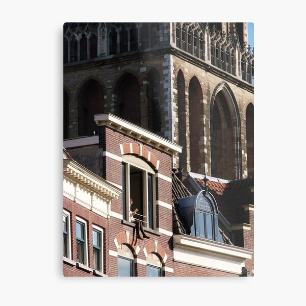 The Best View in Town Metal Print