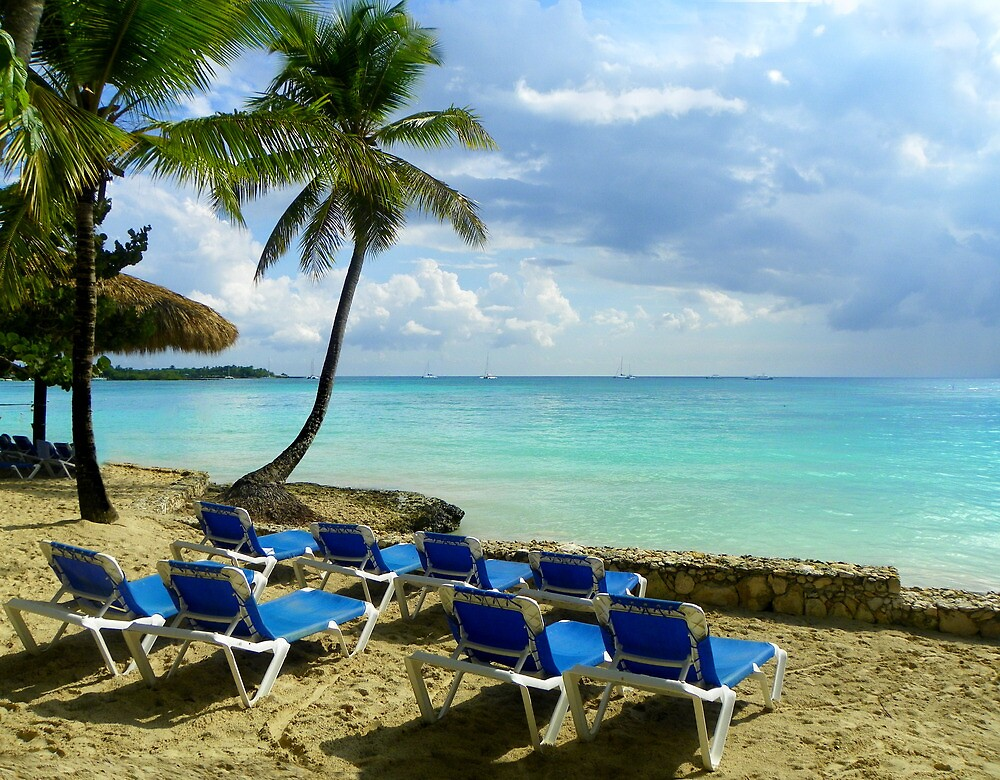 Dominican Republic by Gary & Marylee Pope
