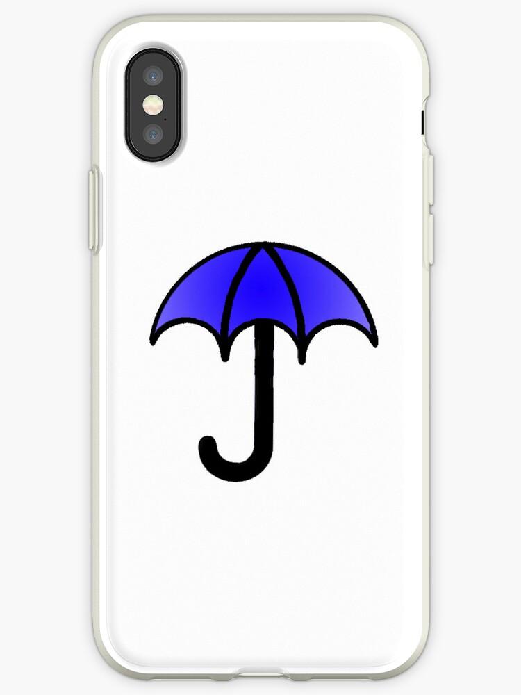Blue Umbrella by JL16Design