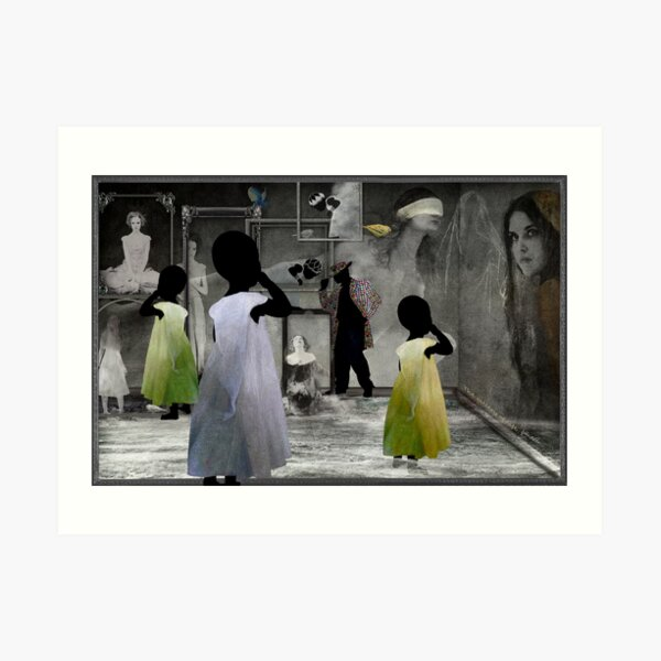 The Gallery of Life Art Print