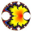 Mandelbrot Orb by Rupert Russell