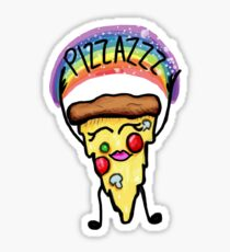 Pizzazzzzzzz! Sticker
