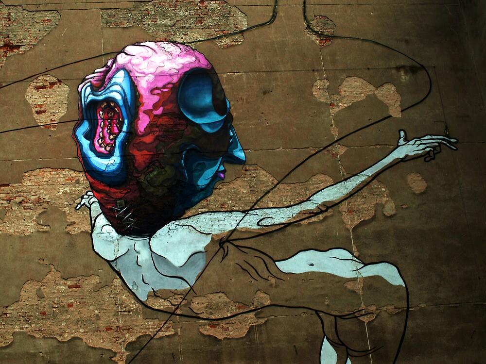 Art wall by ulryka