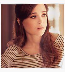 Ellen Page Tasche Poster