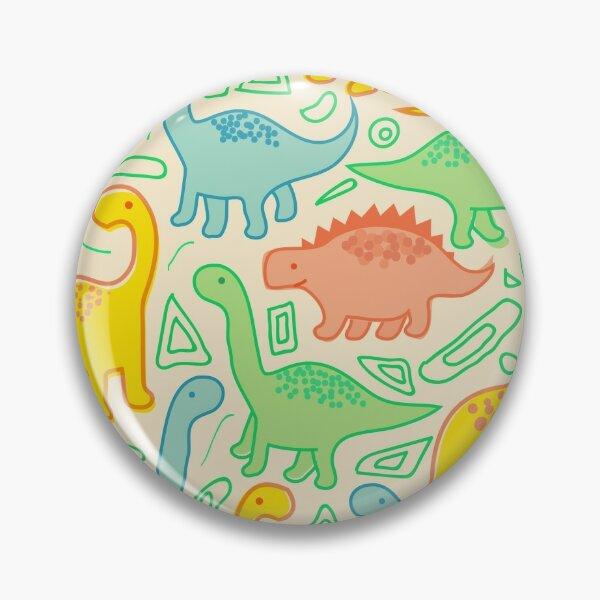 Dinosaur party Pin