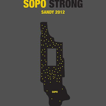 SOPO STRONG by HelpNewYorkers