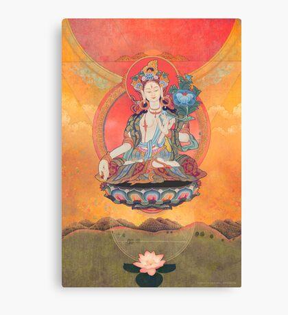 Tara Meditation Canvas Print