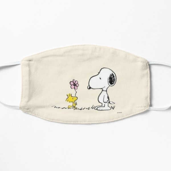 snoopy and woodstock  Mask