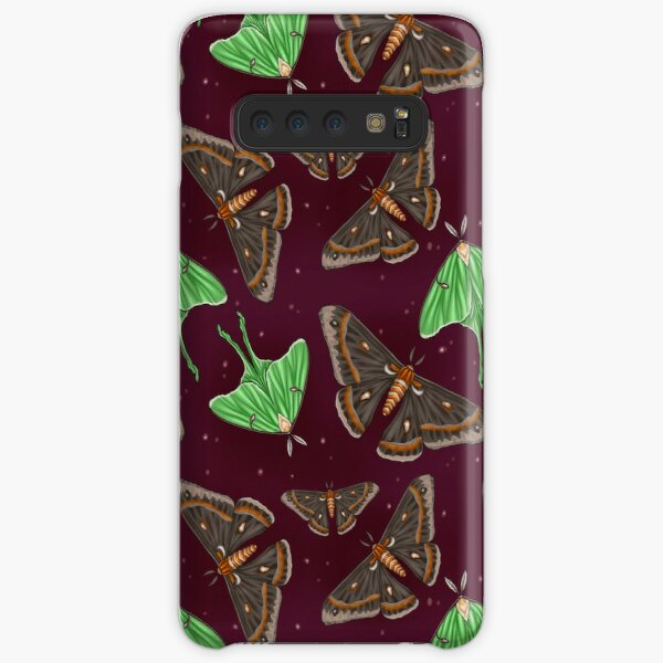 Fairytale Moths Version 2 Samsung Galaxy Snap Case