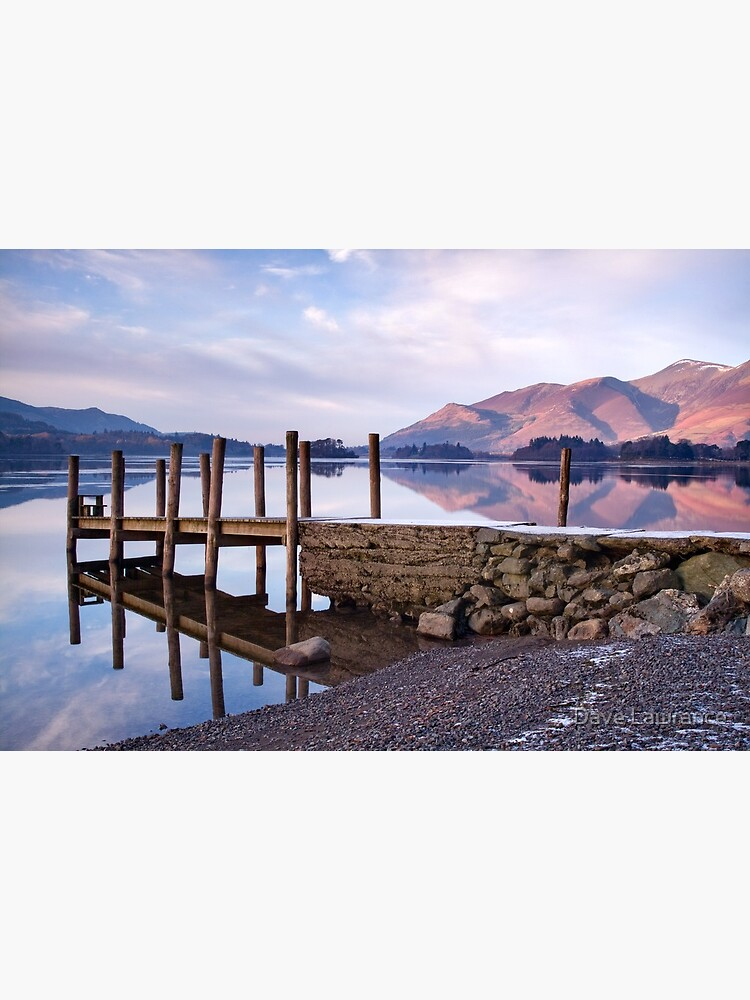 Ashness Jetty - Derwentwater - The Lake District by DLLP
