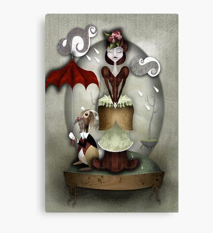 Angeline's Journey Canvas Print