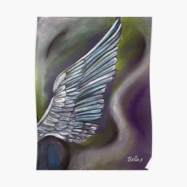 Angel Wing Poster