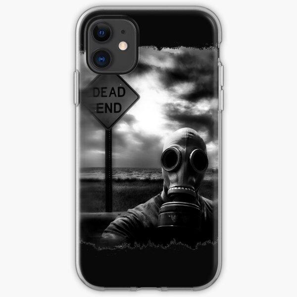 Dead end iPhone Soft Case