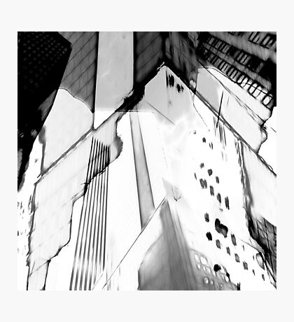 Facades #2 Photographic Print