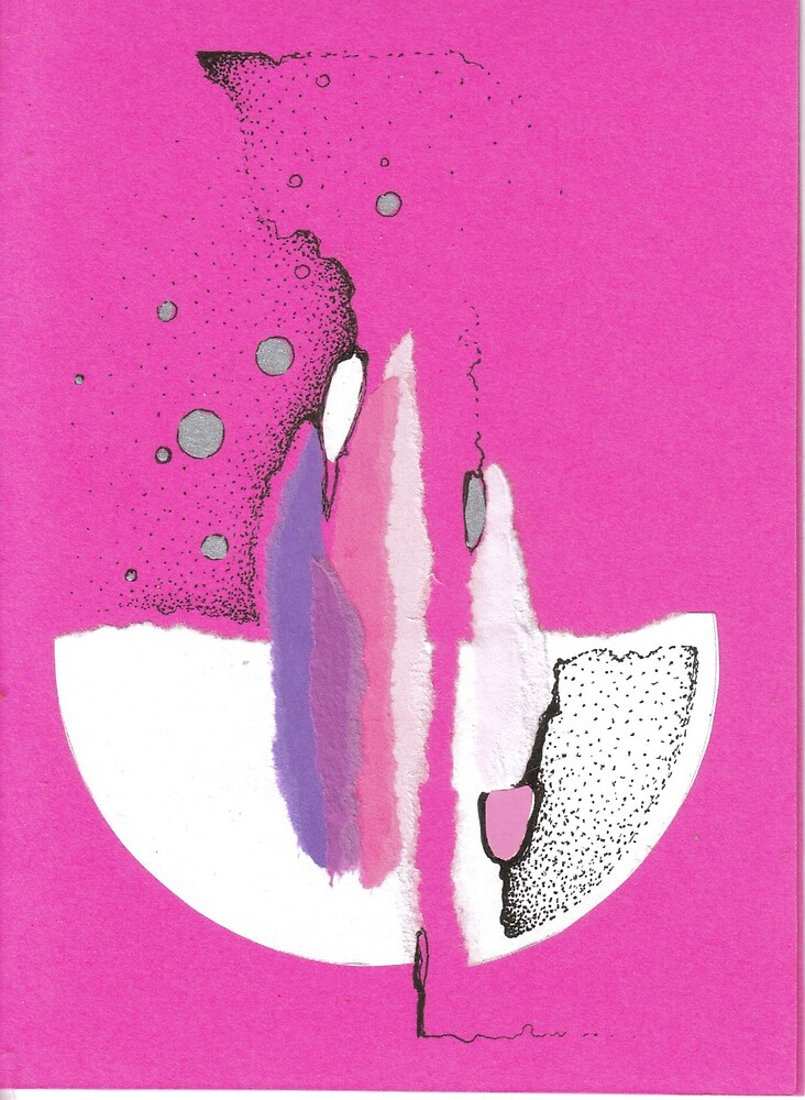Pink. Why not? by Mara Irbe