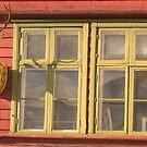 Friday afternoon window by Annbjørg  Næss