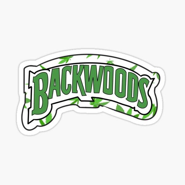 Backwoods Inspired Logo Sticker