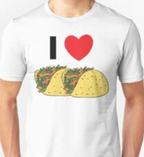 Cinco de Mayo I Love Tacos Unisex T-Shirt