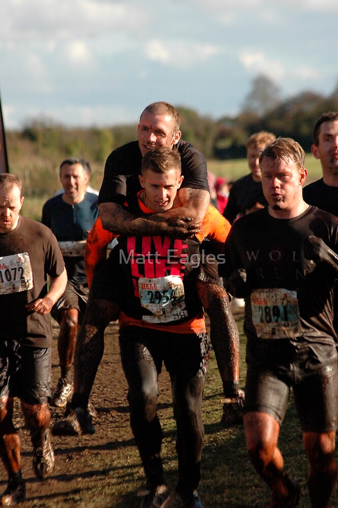 Hell Runner Up North 2012 - Delamere Forest by Matt Eagles