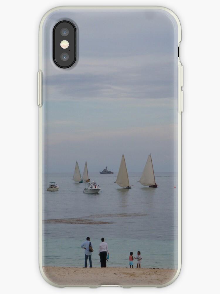 Sail racing by artistinoz