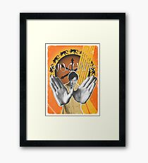 Wu-Chang Ain't nuttin to F•ck With Framed Print