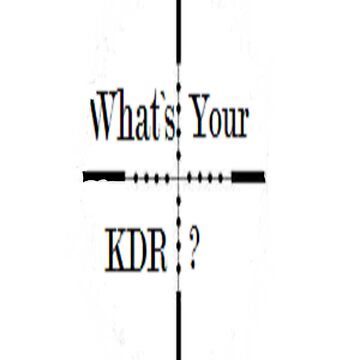 What's Your KDR? by streetcustomz