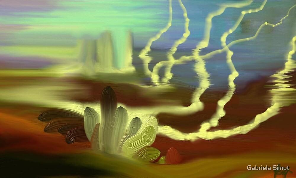 FANTASTIC NATURE (8) by Gabriela Simut